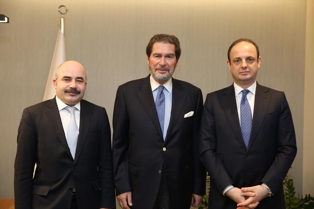 WORKING VISIT OF THE SECRETARY GENERAL OF BSEC PERMIS TO THE CENTRAL BANK OF THE REPUBLIC OF TURKEY (Ankara, 27 February 2019)