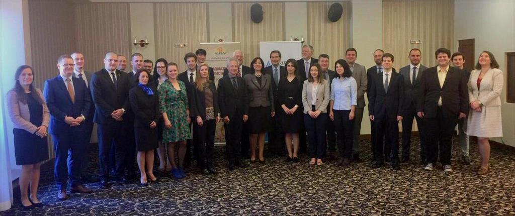 Participation of BSEC PERMIS Secretary General at the 14th Winter School On Diplomacy (Sandanski, Bulgaria, 18-22 March 2019)