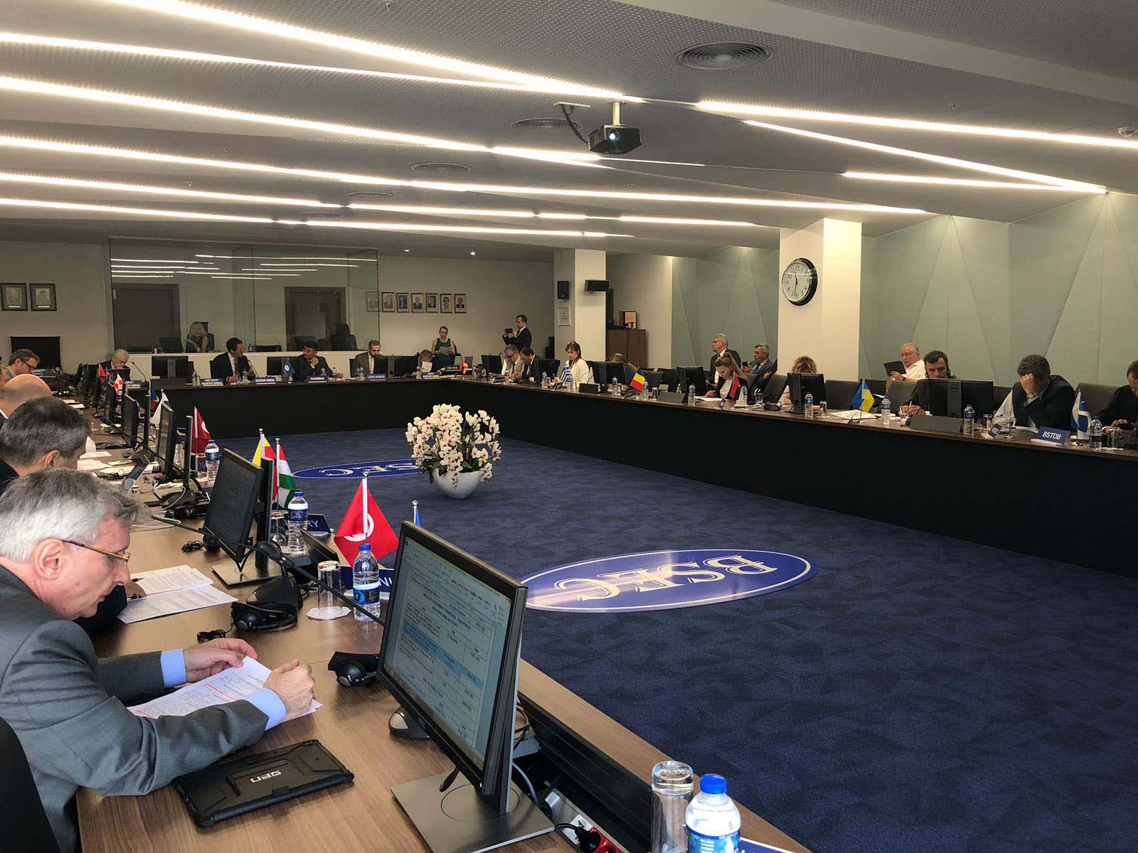OFFICIAL START OF THE AZERBAIJANI CHAIRMANSHIP-IN-OFFICE OF BSEC