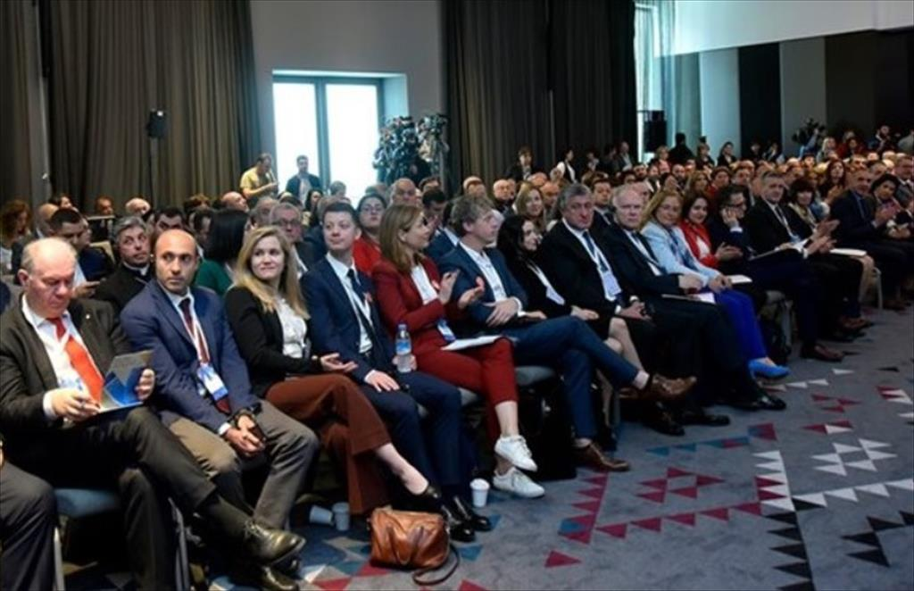 CONNECTING CULTURES - SHAPING A CREATIVE FUTURE FOR GEORGIA AND EUROPE (Tbilisi, 6 May 2019)