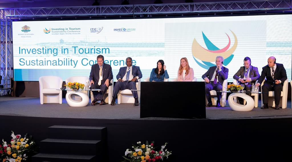 Investing in Tourism Sustainability Conference (Sunny Beach (Bulgaria),30-31 May 2019)