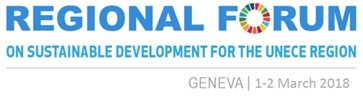 FORUM ON SUSTAINABLE DEVELOPMENT