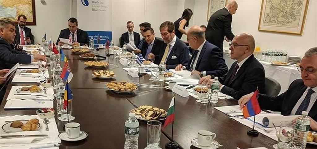 Informal Meeting of the Council of Ministers of Foreign Affairs of the BSEC Member States (New York, 26 September 2019)