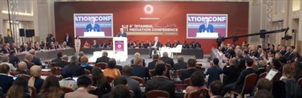 The Sixth Istanbul Mediation Conference (Istanbul, 31 October 2019)