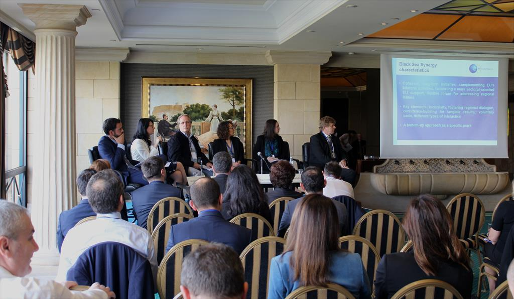 "Regional Stakeholders Conference ""Black Sea Synergy: the way forward"" (Athens, 7 November 2019)"