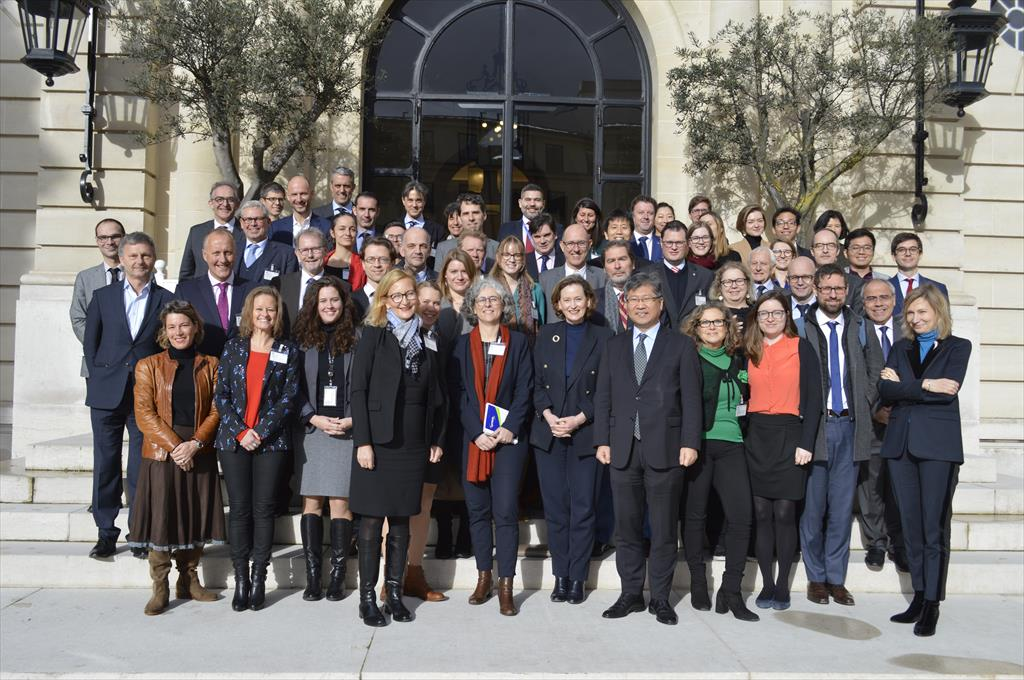 2020 ITF Consultation with International Organizations (Paris, 28 January 2020)