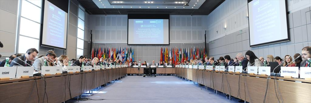 28th OSCE Economic and Environmental Forum (Vienna, 17-18 February 2020)
