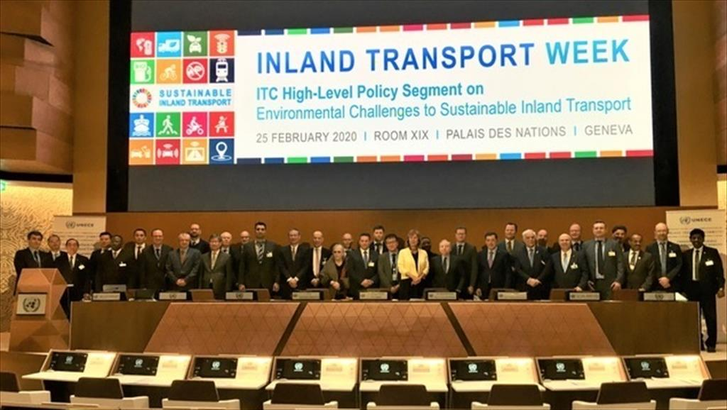 82nd Session of the UNECE Inland Transport Committee (ITC) (Geneva, 25 – 27 February 2020)