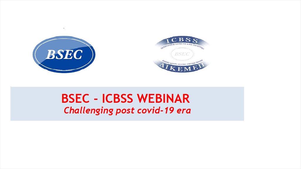 BSEC - ICBSS WEBINAR
