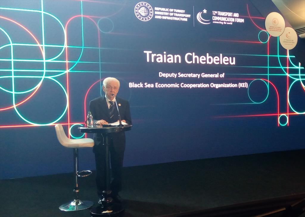 12th Transport and Communication Forum