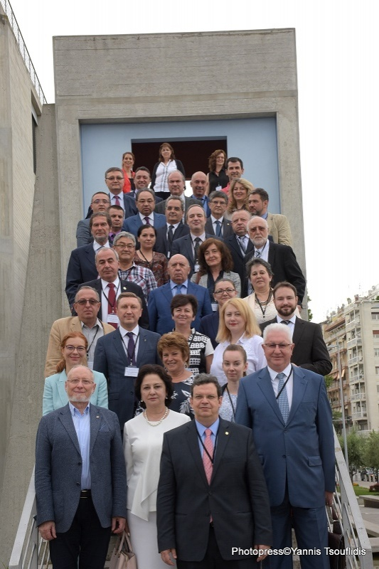 13TH CONGRESS OF RECTORS FROM THE BLACK SEA UNIVERSITIES NETWORK (BSUN)