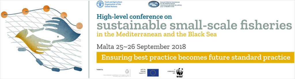 PARTICIPATION OF THE EXECUTIVE MANAGER OF BSEC PERMIS IN THE HIGH LEVEL CONFERENCE ON SUSTAINABLE SMALL-FISHERIES (SSF)