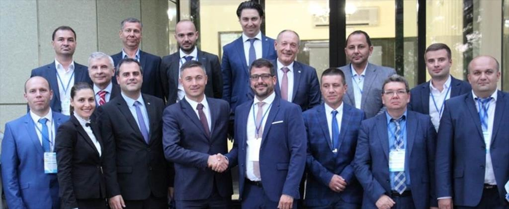 Meeting of the MedCruise Black Sea Working Group (Odessa)
