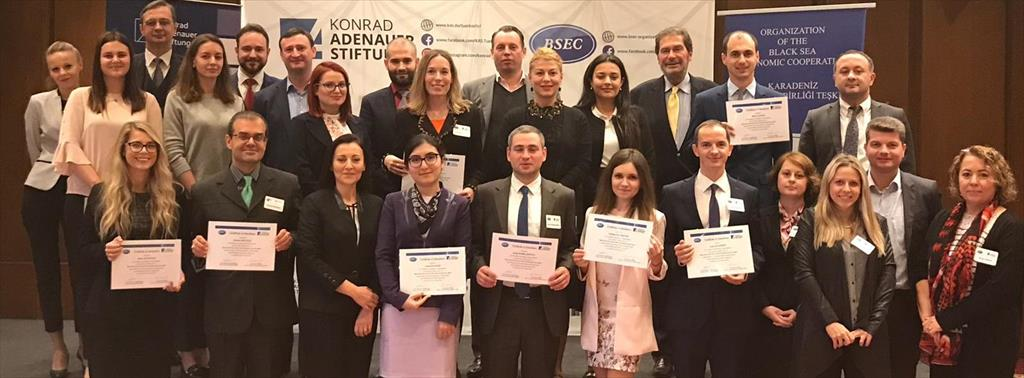 Workshop for Young Diplomats from the BSEC Member States (Istanbul)