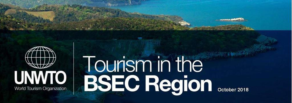 "Second edition of ""Tourism in the BSEC region"""