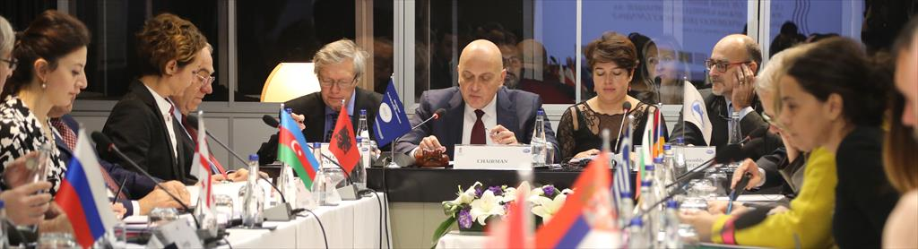 Meeting of the Ministers in charge of Culture of the BSEC Member States (Belgrade, 23 November 2018)