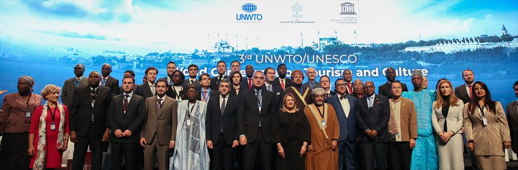 3rd UNWTO/UNESCO World Conference on Tourism and Culture (Istanbul, 3-4 December 2018)