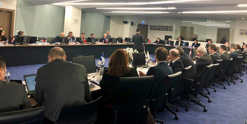 Official Start of the Bulgarian Chairmanship-in-Office of BSEC (January – June 2019)